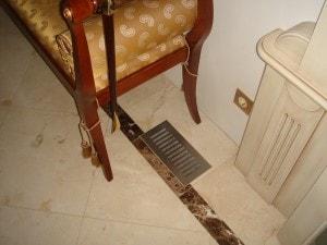 отопление дома воздухом