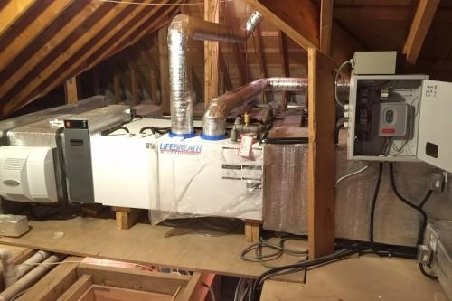 комплексная система климат-контроля дома