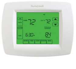 термостат отопление частного дома